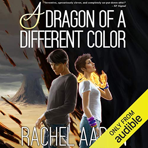 A Dragon of a Different Color (Book 4)
