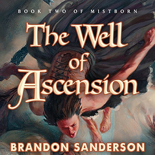 Mistborn: The Well of Ascension (Book 2)