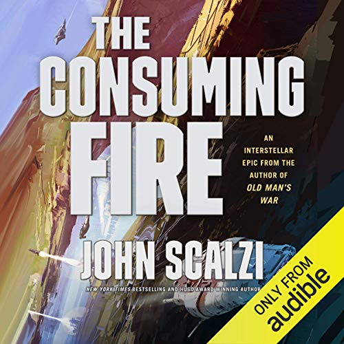 The Consuming Fire (Book 2)
