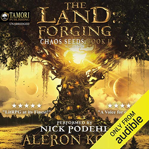 The Land: Forging (Book 2)