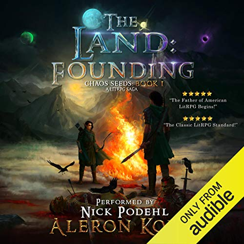 The Land: Founding: A LitRPG Saga (Book 1)