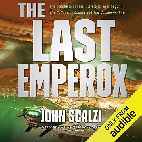 The Last Emperox (Book 3)